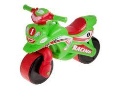 """Мотобайк """"Спорт"""" музич. (зелено-червоний), арт. 0139/5, Фламинго (Долони)"""