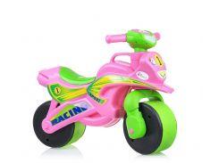 "Мотобайк ""Спорт"" музич. (рожево-зелений), арт. 0139/3, Фламинго (Долони)"