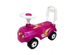 """Автомобіль для прогулянок """"Мікрокар"""" (яскраво-рожевий), арт. 157Я-Р, Орион"""
