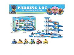 Паркинг  553-168  в коробке 51*31,5*9см