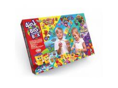 """Набір креативної творчості """"4в1 BIG CREATIVE BOX"""" рос (4), BCRB-01-01"""