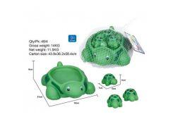 Пищалка OSB9911 черепаха с черапашками,в сетке 15*21*6см