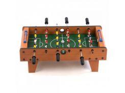 Футбол деревянный 2035 в коробке 69х37х24 см