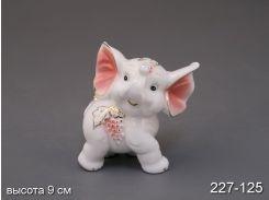 Фигурка декоративная Слоненок 9 см 227-125