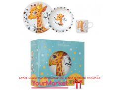 Набор для детей Limited Edition Pretty Giraffe 3 пр C389