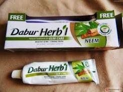 "Зубная паста ""neem"" (100грм)-ним. Dabur"