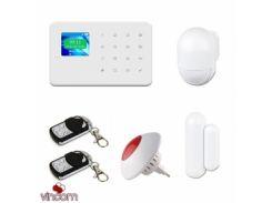 Комплект сигнализации Tecsar Alert WARD + беспроводная сирена