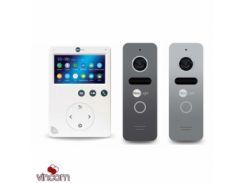Комплект видеодомофона NeoLight Tetta plus и NeoLight Solo
