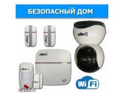 """Комплект беспроводной сигнализации Oltec """"Безопасный дом"""""""