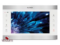 Видеодомофон Slinex SL-10IPТ (silver + white)