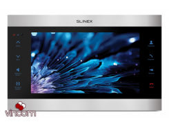Видеодомофон Slinex SL-10IPТ (silver + black)