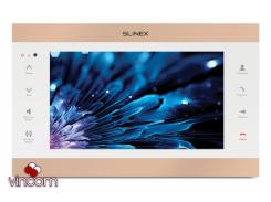 Видеодомофон Slinex SL-10IPТ (gold + white)