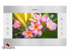 Видеодомофон Slinex SL-10M (silver + white) Видеодомофон Slinex SL-10M GOLD