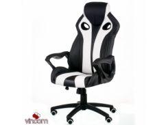 Кресло Special4You Gish black/white