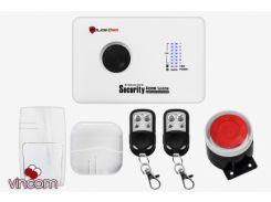 Комплект беспроводной GSM сигнализации PoliceCam GSM 10C Prof