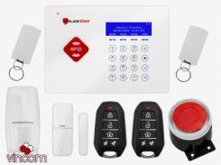 Комплект беспроводной сигнализации PoliceCam GSM 66A Prof