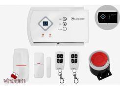 Комплект беспроводной GSM сигнализации PoliceCam GSM G10A