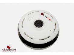 Видеокамера IP WiFi 3D PoliceCam Panoramic 360