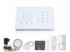 Комплект беспроводной GSM сигнализации PoliceCam GSM 007M2G