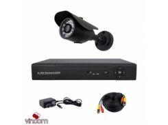 Комплект AHD видеонаблюдения CoVi Security AHD-1W KIT