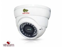 Камера купольная AHD Partizan CDM-VF37H-IR FullHD v3.5 Камера купольная AHD Partizan CDM-VF37H-IR FullHD v3.2
