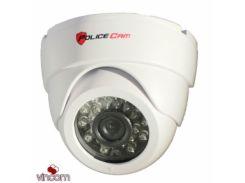 Камера видеонаблюдения PoliceCam PC-361 AHD 1.3MP Sony W