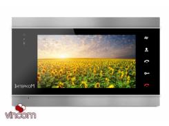 Комплект видеодомофона Intercom IM-12 white/black