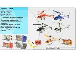 Р.У.Вертолет 33008/906054 с гироскопом,аккум.метал.USB 6цв.кор.28*9,5*12 ш.к./24/