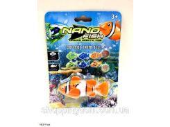 Рыба NANO FISH JH6605 батар.лист 15*2*11 ш.к./480/