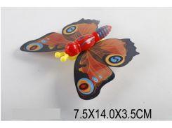 Заводная бабочка 7х14х3 /1200/