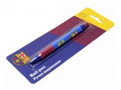 Ручка шарик., синяя, блистер  20х7х1,5см, /48/384 шт.