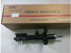 Амортизатор передней подвески левый (DYC): Aveo