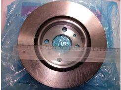 Диск тормозной вентилируемый d259mm Логан, FEBI (09073)