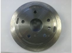 Диск задний тормозной R-15 Evanda, Леганза 5 шпилек (KGS)