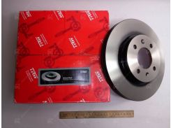 Тормозной диск TRW DF6198, Рио