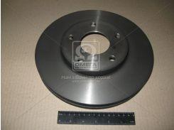Диск тормозной NISSAN, передн., вент. (пр-во TRW), DF4316