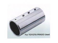 Насадка на глушитель НГ-0009 /d 3,5\'\' Toyota Prado