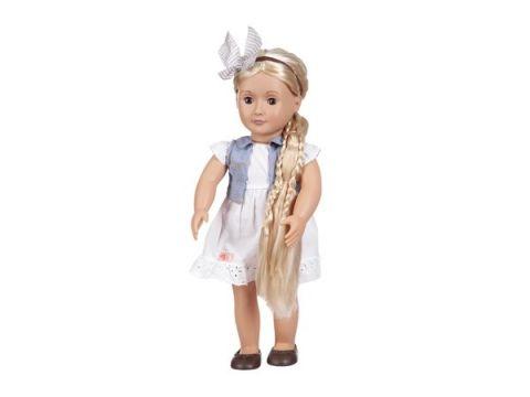 Кукла Our Generation Фиби с длинными волосами блонд 46 см (BD31055Z) Киев