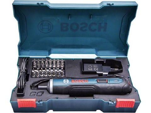 Отвертка аккумуляторная Bosch Go Solo с комплектом насадок (06019H2021) Киев