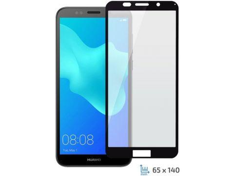 Стекло 2E для Huawei Y5 2018 2.5D Black border FG Киев