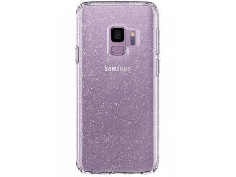 Чехол Spigen для Galaxy S9 (G960) Case Liquid Crystal Glitter Crystal Quartz Киев