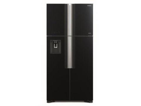 Холодильник Hitachi R-W660PUC7GBK Киев