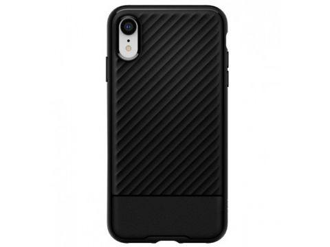 Чехол Spigen для iPhone XR Core Armor Black Киев