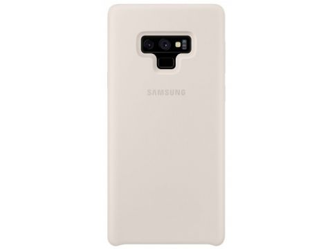 Чехол Samsung для Galaxy Note 9 (N960) Silicone Cover White(Ivory) Киев