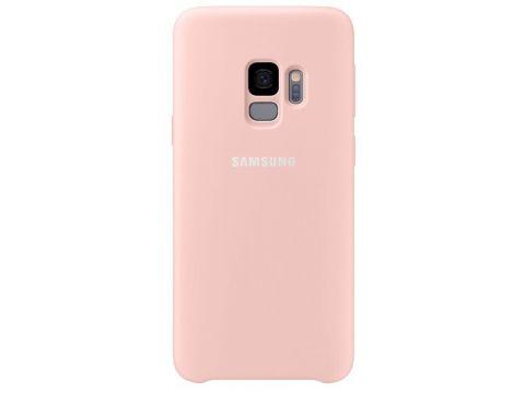 Чехол Samsung для Galaxy S9+ G965 Silicone Cover Pink Киев