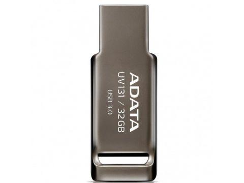 Накопитель USB 3.0 ADATA UV131 32 GB Chromium Gray (AUV131-32G-RGY) Киев