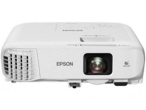 Проектор Epson EB-2042 (3LCD, XGA, 4400 ANSI Lm) (V11H874040) Киев