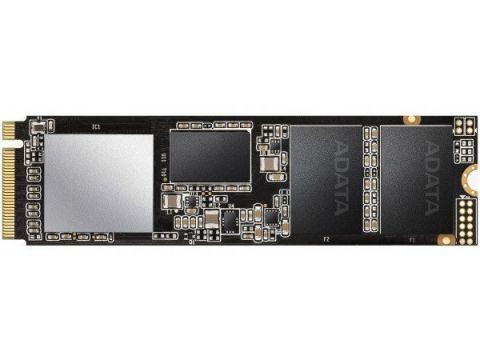 SSD накопитель ADATA XPG 6000 Pro 512GB M.2 PCIe 3.0 x4 2280 3D TLC (ASX6000PNP-512GT-C) Киев