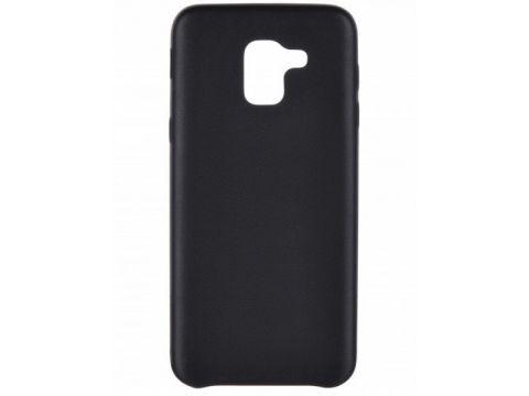 Чехол 2E для Galaxy J6 2018 (J600) PU Case Black Киев