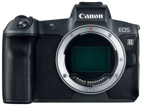 Фотоаппарат CANON EOS R Body + Mount Adapter EF-EOS R (3075C066) Киев